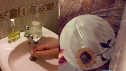 Usuarios comparten consejos para ahorrar agua en nuestra casa