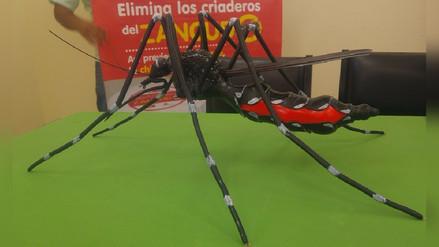 Reportan primera muerte por dengue tras lluvias en Lambayeque