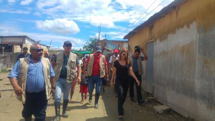 Designan a ministra de Educación para apoyar durante emergencia en Piura