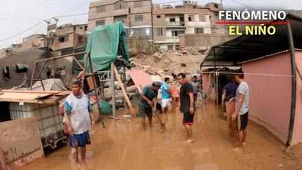 Las impactantes imágenes que nos deja el Fenómeno El Niño en una semana