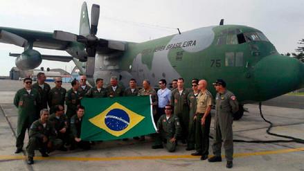 Misión humanitaria de Brasil llega a Perú para apoyar a damnificados