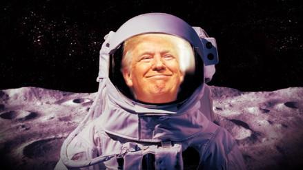 ¿Cuáles son los planes de Donald Trump para la NASA hacia el año 2030?