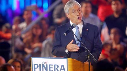Sebastián Piñera se lanza nuevamente a la presidencia de Chile