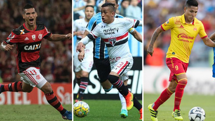 Los jugadores que llegaron al extranjero con Gareca como DT de Perú