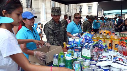 Yamamoto: Solidaridad de peruanos ante desastres no es perfecta