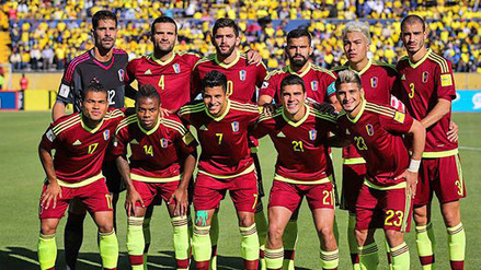 Venezuela tiene un triunfo de local en las Eliminatorias a Rusia 2018