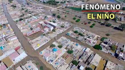 Mapa | La situación de las regiones más afectadas por El Niño en Perú