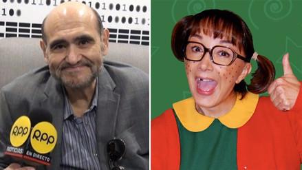 Edgar Vivar y 'La Chilindrina' se solidarizan con Perú