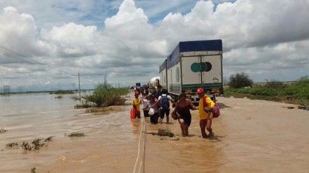 Senamhi: Pronóstico de lluvias de la semana