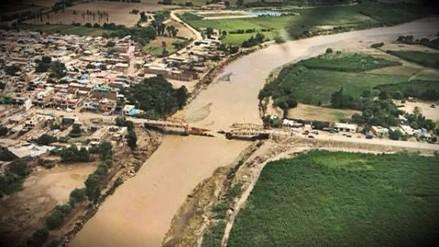 Así se ve desde el cielo el puente caído que ha partido en dos al Perú
