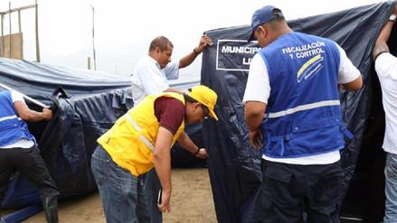 La Municipalidad de Lima habilita un nuevo refugio para los damnificados