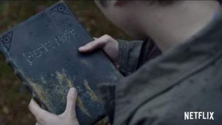 Netflix estrenó en Youtube el teaser de Death Note