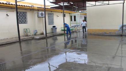 Piura: suspenden cirugías por falta de agua en hospitales