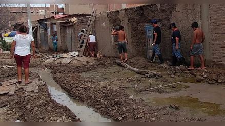 Treinta familias damnificadas de José Leonardo Ortiz serán albergadas en estadio