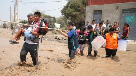 El BCP donó 1 millón y medio de soles para los damnificados por las lluvias