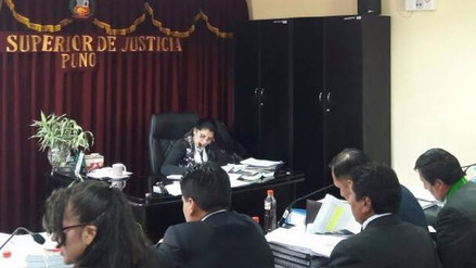 Juliaca: familia de exalcalde se salva de prisión preventiva por lavado de activos