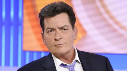 Charlie Sheen asegura que conoce a otros famosos con VIH