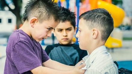 La crianza de tu hijo le da poder contra el bullying