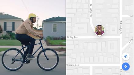 Google Maps permitirá a los usuarios compartir su ubicación en tiempo real