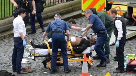 Khalid Masood fue identificado como el autor del atentado en Londres