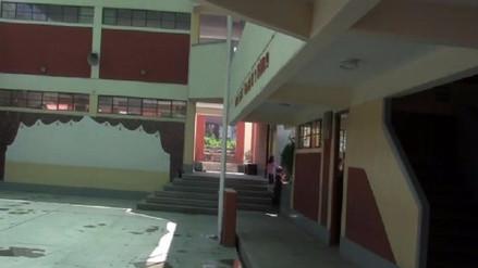Arequipa: más de 1700 colegios continuarán con labores escolares suspendidas