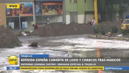 Así quedó Trujillo tras la caída del séptimo huaico