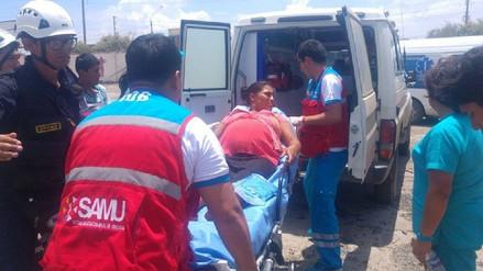 Trujillo: trasladan a tres gestantes vía aérea desde Virú