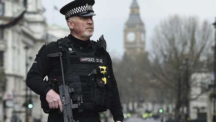 Detienen a siete personas en relación al atentado en Londres