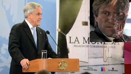 La frase de Batman que usó Sebastián Piñera para anunciar su candidatura
