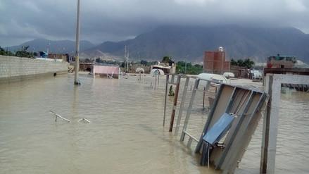 Virú: desborde de río afecta a más de 500 familias