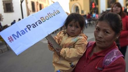 Bolivia celebra el Día del Mar con la consigna de recuperarlo