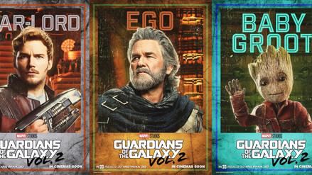 Mira los Pósters de Guardianes de la Galaxia