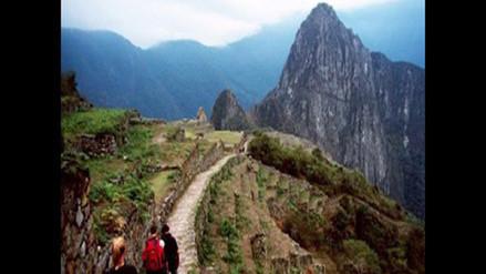 Machu Picchu: deslizamiento afectó tramo secundario de Camino Inca