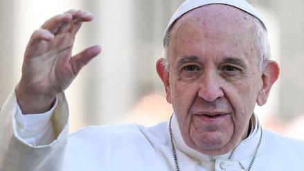 El Papa Francisco dona $100 mil para los afectados por El Niño Costero