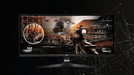 Review: monitor gamer LG de 34 pulgadas