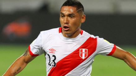 Joel Sánchez fue convocado de emergencia por la lesión de Óscar Vílchez