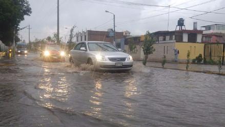 Lluvias continuarán en la región Arequipa