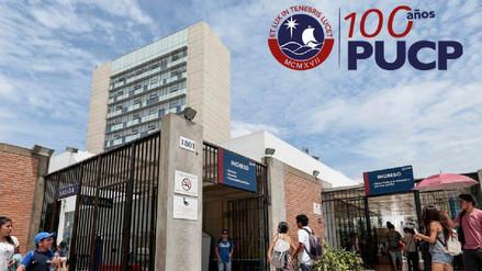Universidad Católica celebró sus primeros 100 años de vida