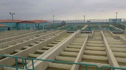 Se reinicia producción de agua potable en planta La Tomilla II