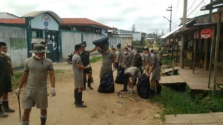 Iquitos: más de 64 toneladas de inservibles se recogieron en Belén