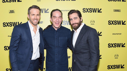Ryan Reynolds y Jake Gyllenhaal cuentan detalles de su amistad