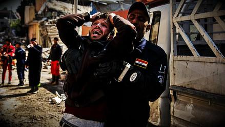 ONU: al menos 200 civiles habrían muerto en bombardeo de la coalición en Mosul