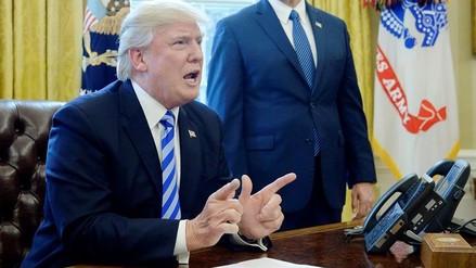 Trump retiró su proyecto de reforma sanitaria tras duro revés político