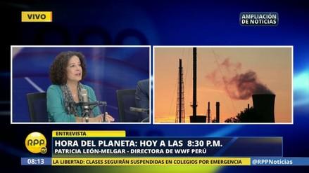 """WWF: """"El cambio climático ya está afectando al Perú"""""""