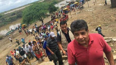 Unos cinco mil pobladores de Miramar se encuentran aislados