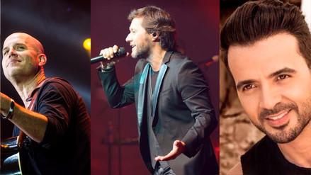 Estos son los artistas que cantarán junto a GianMarco