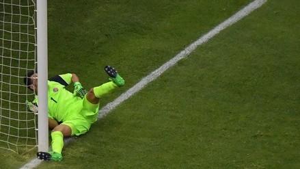 El infantil error de Keylor Navas con la Selección de Costa Rica