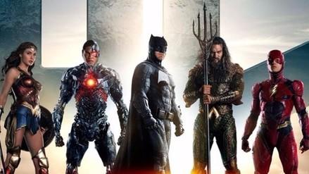 DC lanza esperado tráiler oficial de Justice League