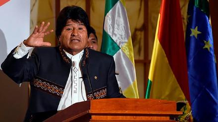 El 83% de los bolivianos tiene poco o nada de confianza en Evo Morales