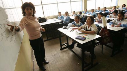 Estos colegios de Lima no reanudarán clases el lunes 27 de marzo